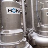 HOMA Pumpenfabrik Releases Stainless Submersible Pump