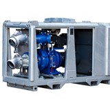 BBA Pumps' Electrically Driven Portable Pumps
